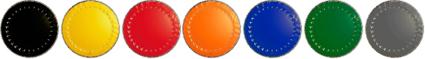 Farbpalette SWEM Trampolin